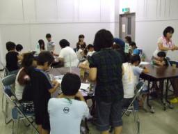 canari♪な吹きガラス☆日記-家庭教育学級2