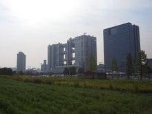 続 東京百景(BETA version)-#063 東京テレポート駅前からフジテレビ方面