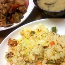 本日の晩ご飯