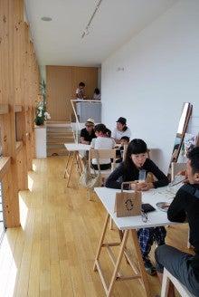 河和田アートキャンプ2009 blog