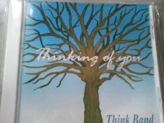 Think Band Official Blog-ジャケット1