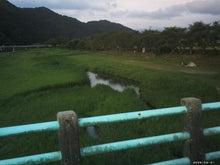 歩き人ふみの徒歩世界旅行 日本・台湾編-河川敷1