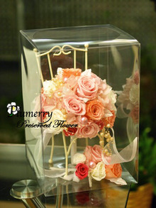 Plumerry(プルメリー)プリザーブドフラワースクール (千葉・浦安校)-ウエディング ブーケ 手作り プリザーブドフラワー