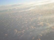夫婦世界旅行-妻編-雲の滝つぼ