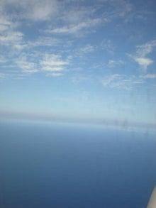 夫婦世界旅行-妻編-空と海の狭間