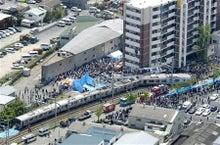 不動産営業マンの業務日報-JR福知山線脱線事故