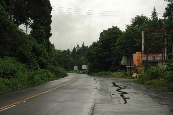 第6回 国道49号七折峠旧道 とん...