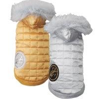 Simplers Fun ~シンプラーズの洋服とわんこの日記~-CELEBRA DOG ダウンジャケット