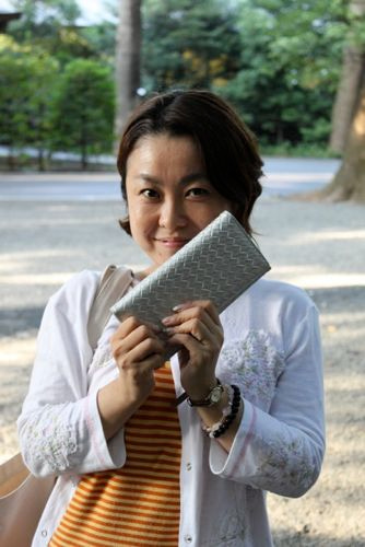 金活で金運アップ●満月お財布「フリフリーゼ」のブログ-蟹大使