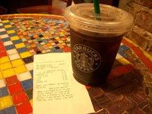 N.Y.に恋して☆-スタバのコーヒー