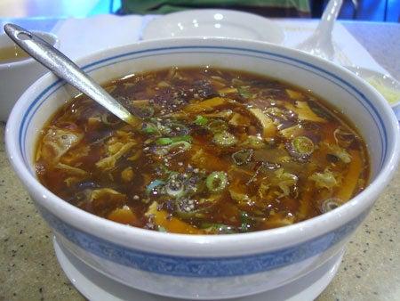 Campbell, CA ~ベイエリアでの暮らし~-Hot & Sour Soup