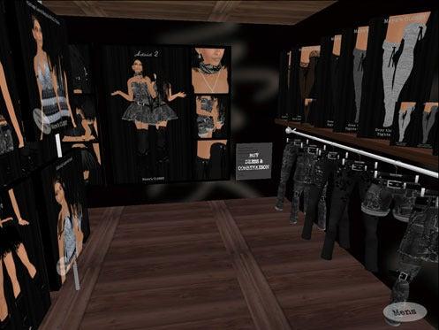 Maya's style / Second Life Fashion-shop2