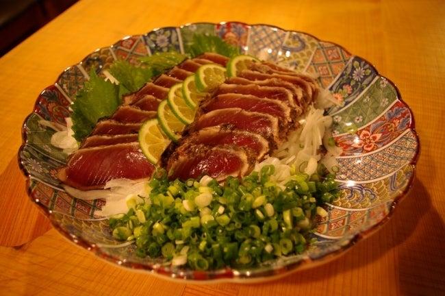 いろりや9640ブログ~高知県黒潮町LOVEな毎日をお届け~-鰹タタキ