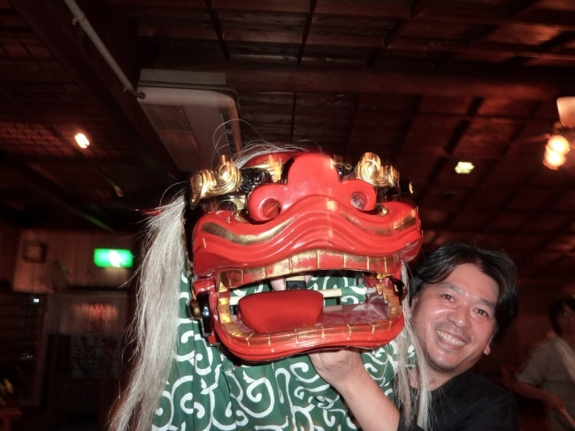 いろりや9640ブログ~高知県黒潮町LOVEな毎日をお届け~-獅子舞