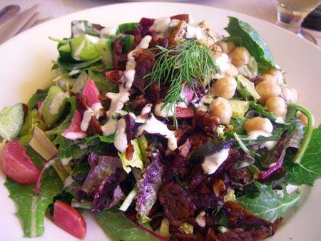Campbell, CA ~ベイエリアでの暮らし~-The M Chopped Salad