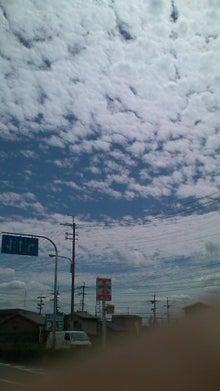 京都の女職人が書く板金屋さんのブログ☆★-秋の空