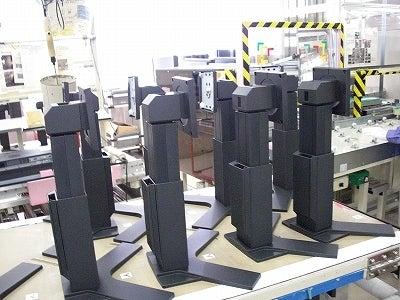 NEC特選街情報 NX-Station Blog-EIZO 工場見学 液晶モニター生産ライン