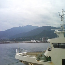 高速船欠航…その後