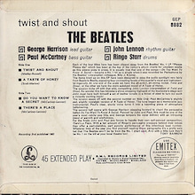 The Beatles Record Collection Update