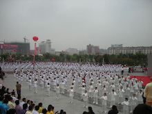 中国武術・横浜武術院のblog-博覧会3