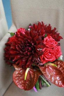 アトリエ花の木-ダリア ブーケ