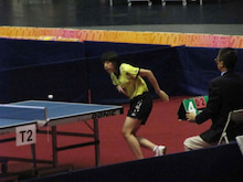 JAPAN DEAF TABLE TENNIS-台北デフ78