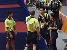 JAPAN DEAF TABLE TENNIS-台北デフ76