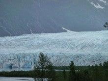気まぐれな世界-押し寄せる氷河