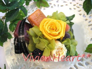 Vivien Heart**-レモンスィーツ