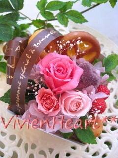 Vivien Heart**-ピーチスィーツ