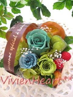 Vivien Heart**-ミントスィーツ