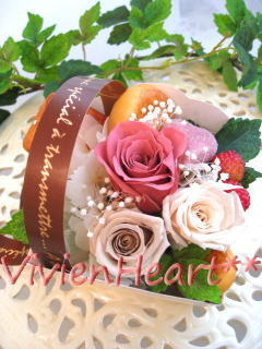 Vivien Heart**-アンティークスィーツ