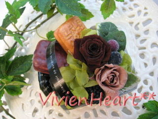 Vivien Heart**-チョコスィーツ