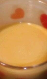 牛乳とサジーを混ぜればヨーグルルト味で美味しい♪