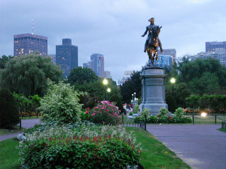 Boston Diary-ワシントン。最後