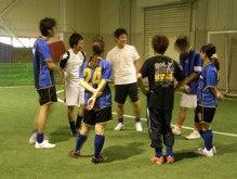 AQUA GIFT(アクアギフト) 副店長ブログ-フットサル2