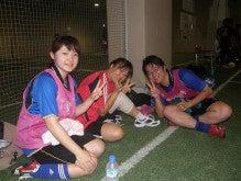 AQUA GIFT(アクアギフト) 副店長ブログ-フットサル5