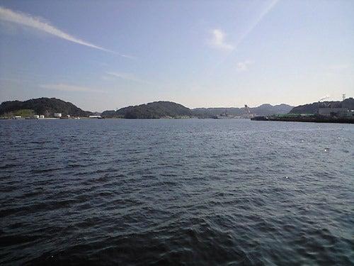 外道大王の釣行記-この対岸はほとんど軍事施設です。