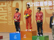 JAPAN DEAF TABLE TENNIS-台北デフ102