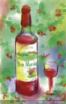 酒のこと-Bon_Marche