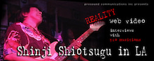Can't Stop Playin' The Blues-Shinji Shiotsugu in LA
