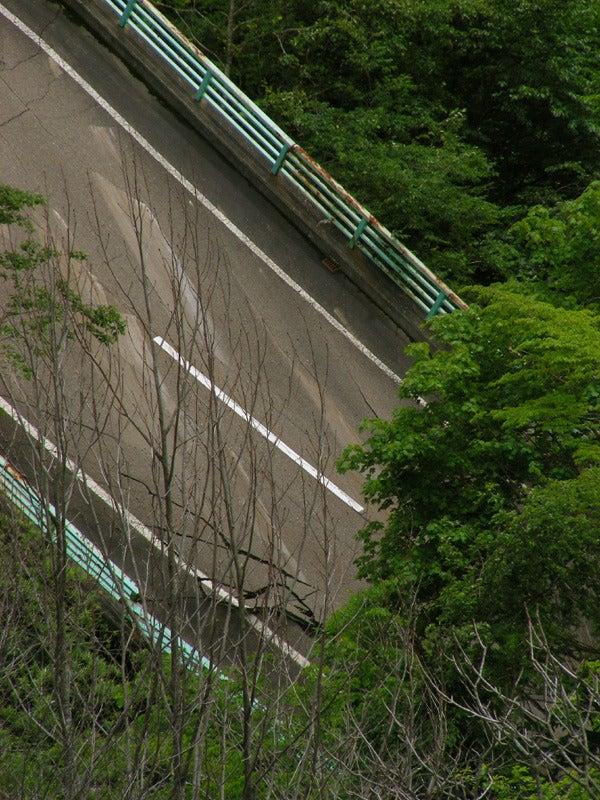 RoadJapan 日本の道路、昭和の旧道を巡る旅-国道342号 祭畤大橋3