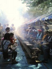 $遥香の近況日記-さんま祭り2