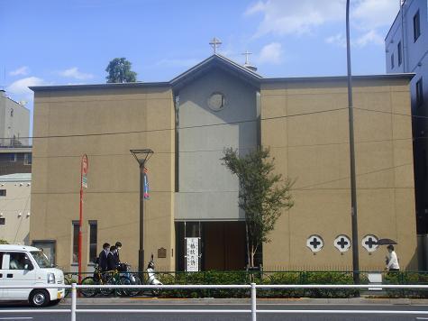 日本キリスト教団 信濃町教会 | ...