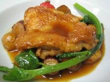 北九州フレンチレストラン - ル・ルビー/小倉北区-赤鶏と栗とさつまいものハチミツフォンドボー