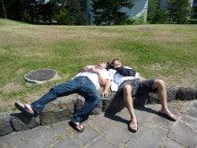 諏訪ローターアクトクラブ-寝てる2