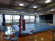 拳闘日記(ペルテス病・闘病日記)/AKIRAの拳に夢を乗せて-滑川会場