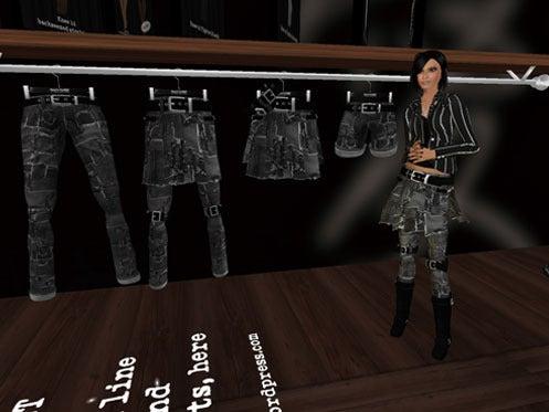 Maya's style / Second Life Fashion-patchwork