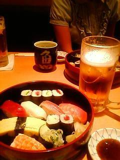 ワークライフバランス 大田区の女性社長日記-お寿司