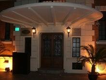 北京大学に短期留学をしました。-オールド上海レストラン夜景